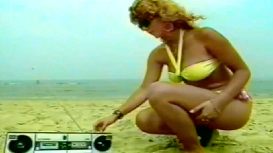 Bad Boys Blue Lovers in the Sand Official Music Video