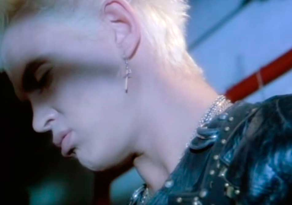 Billy Idol - Mony Mony - Official Music Video