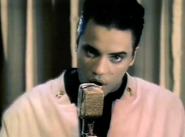 Nick Kamen Each Time You Break My Heart Official Music Video