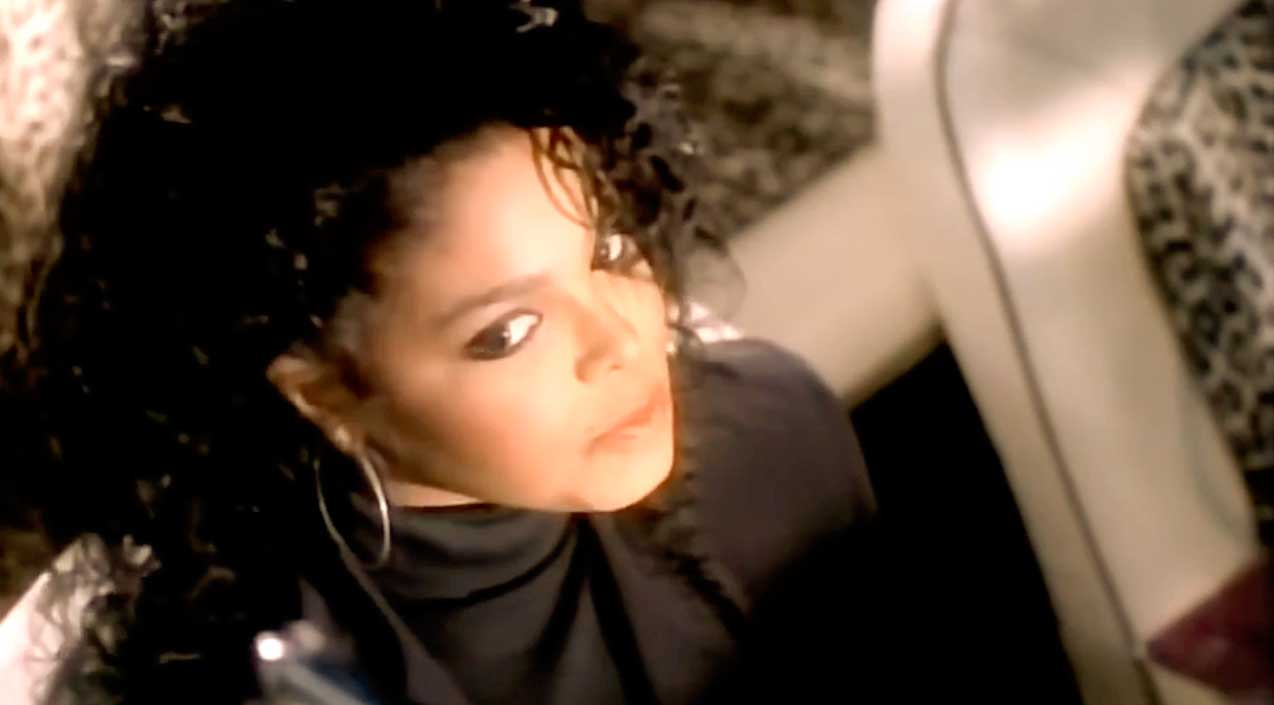Janet Jackson Nasty Official Music Video