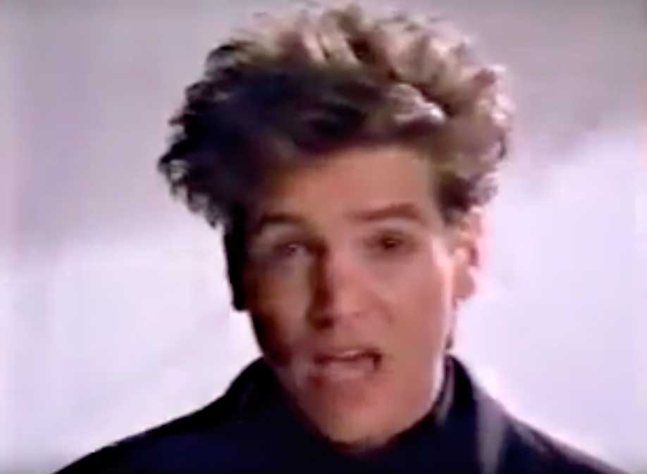 Michael Damian Rock On Official Music Video