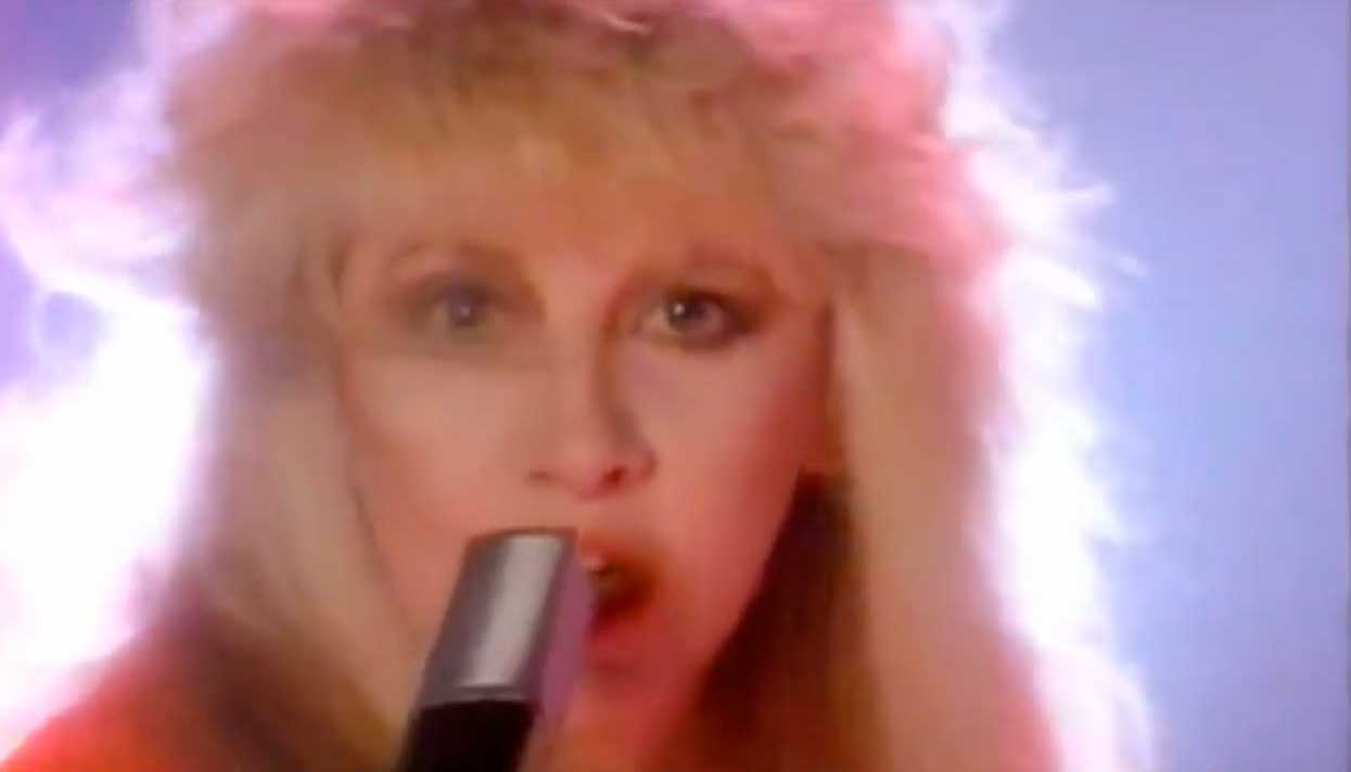 Stevie Nicks Talk To Me Official Music Video