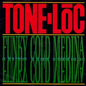 Tone Loc Funky Cold Medina Single Cover