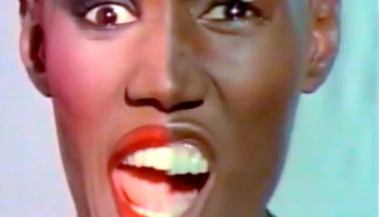 Grace Jones Slave To The Rhythm Official Music Video