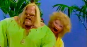 Spitting Image The Chicken Song Official Music Video