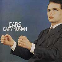 Gary Numan - Cars - Single Cover