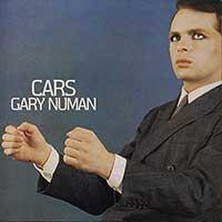 Gary Numan - Cars - Single Cover
