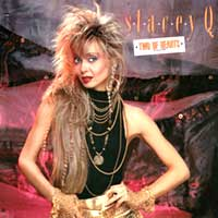 Stacey Q - Two Of Hearts - Single Cover