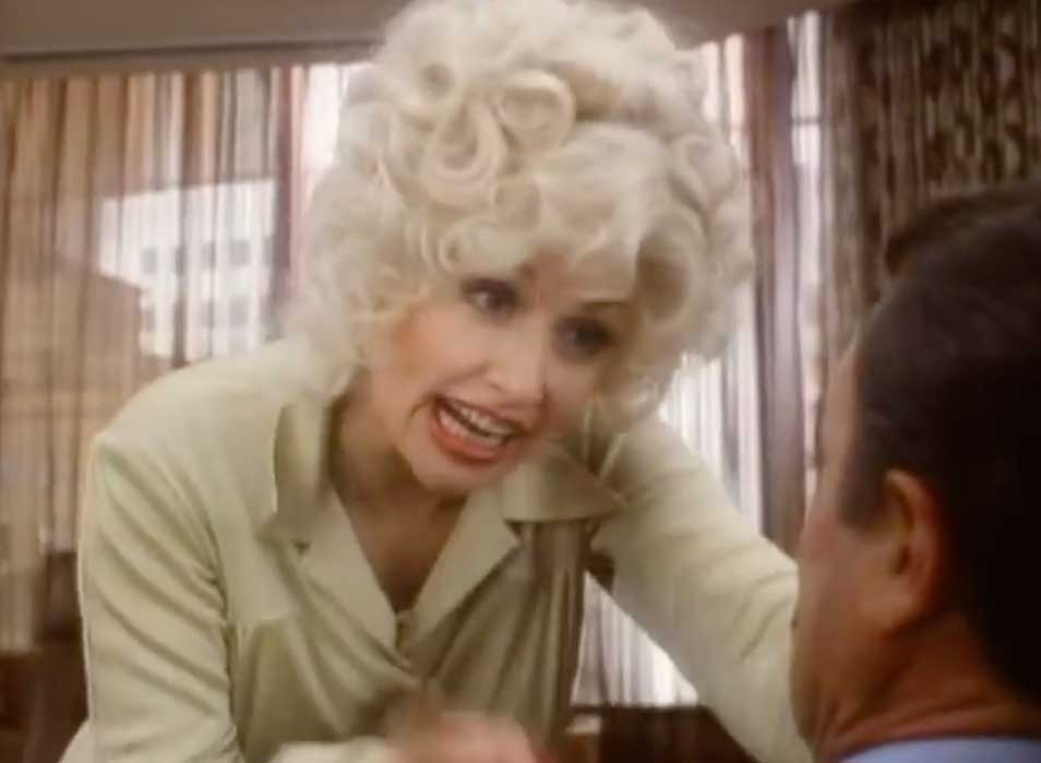 Dolly Parton - 9 To 5 - Official Music Video