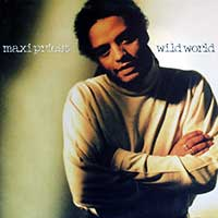 Maxi Priest Wild World SIngle Cover