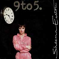 Sheena Easton - Morning Train (9 to 5) nine to five - single cover