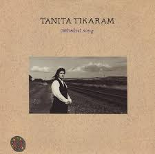 Tanita Tikaram - Cathedral Song - single cover