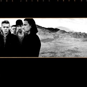 u2 the joshua tree album cover best selling albums 80s uk