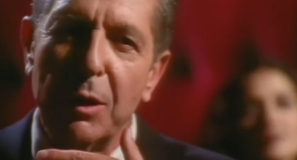 Leonard Cohen - Dance Me to the End of Love - Official Music Video