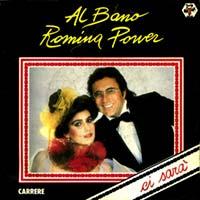Al Bano & Romina Power - Ci sara' - Single Cover