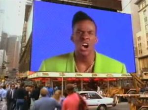 Bobby Brown - On Our Own - Official Music Video - Ghostbusters 2