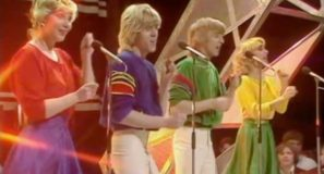 Bucks Fizz - Making Your Mind Up - Official Music Video