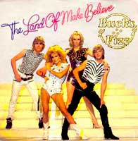 Bucks Fizz - The Land of Make Believe - Single Cover