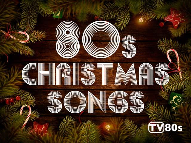 80s christmas songs