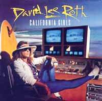 David Lee Roth - California Girls - Single Cover