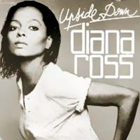Diana Ross - Upside Down - Single Cover