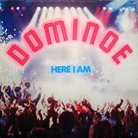 Dominoe - Here I Am - Single Cover