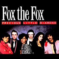 Fox The Fox - Precious Little Diamonds - Single Cover