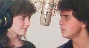 Elsa Lunghini & Glenn Medeiros - Un Roman d'Amitié (Friend You Give Me a Reason) Duet - Official Music Video