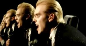 Heaven 17 - Temptation - Official Music Video