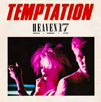 Heaven 17 - Temptation - Single Cover