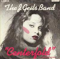 J. Geils Band - Centerfold - Single Cover