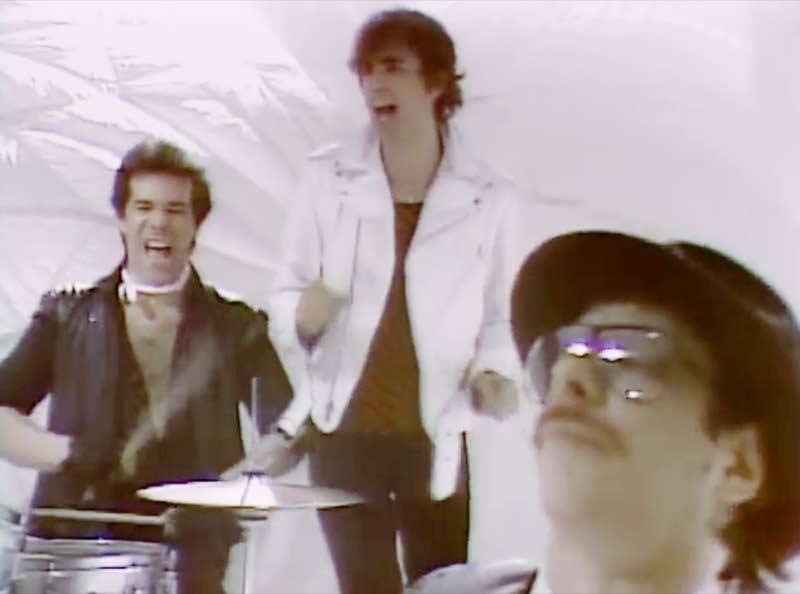 J. Geils Band - Freeze Frame - Official Music Video