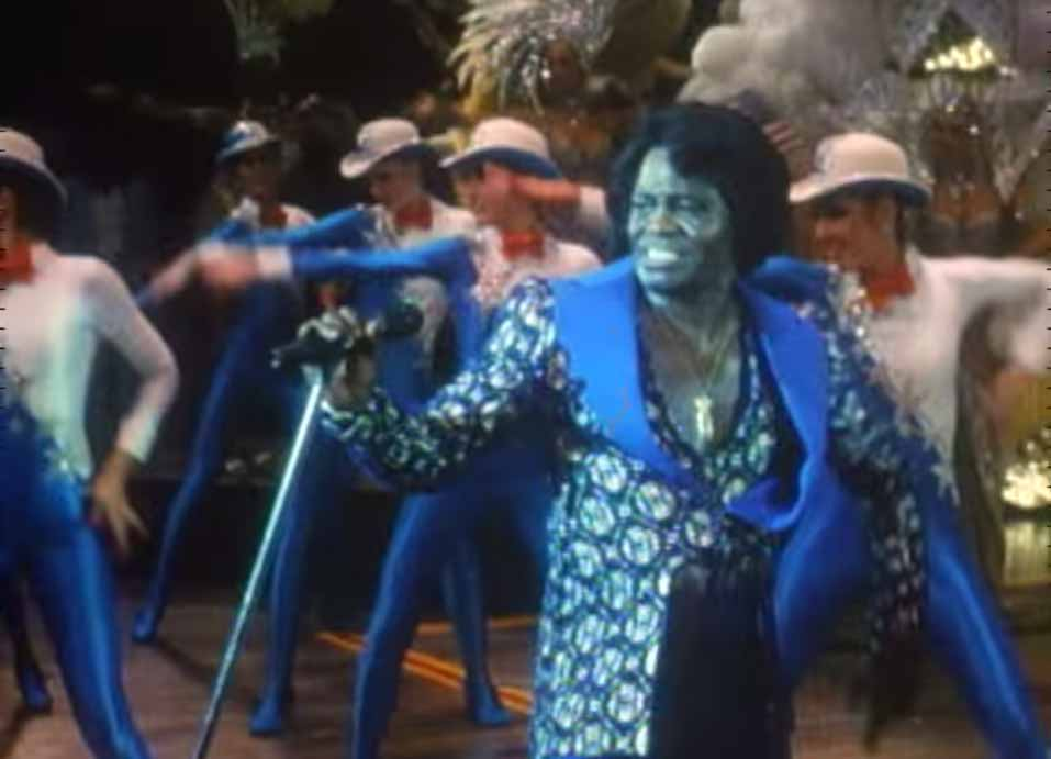 James Brown - Living in America - Official Music Video