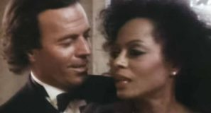 Julio Iglesias Diana Ross All Of You Official Music Video Duet