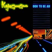 Kajagoogoo - Ooh To Be Ah - Limahl - Single Cover
