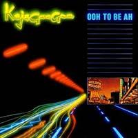 Kajagoogoo - Ooh To Be Ah - Limahl - Single Cover