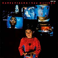 Karel Fialka - Hey Matthew - Single Cover
