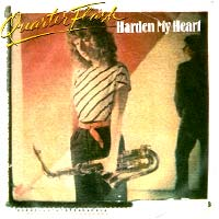 Quarterflash - Harden My Heart - Single Cover