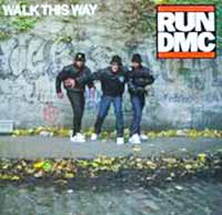 Run–D.M.C. - Walk This Way - Single Cover