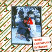 Shakin' Stevens - Merry Christmas Everyone - Single Cover