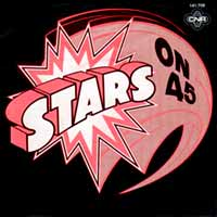 Stars on 45 - Stars on 45 Hit Medley - Official Music Video - Single Cover