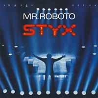 Styx - Mr. Roboto - Single Cover