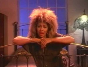 Tina Turner - Two People - Official Music Video