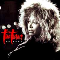 Tina Turner - Two People - Single Cover