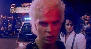 Billy Idol Don't Need a Gun Official Music Video