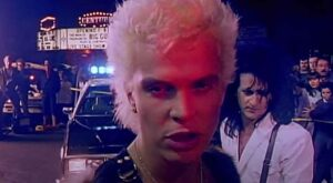 Billy Idol - Don't Need A Gun