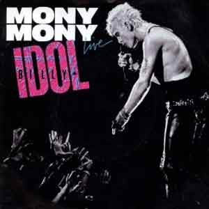 Billy Idol - Mony Mony - Lyrics