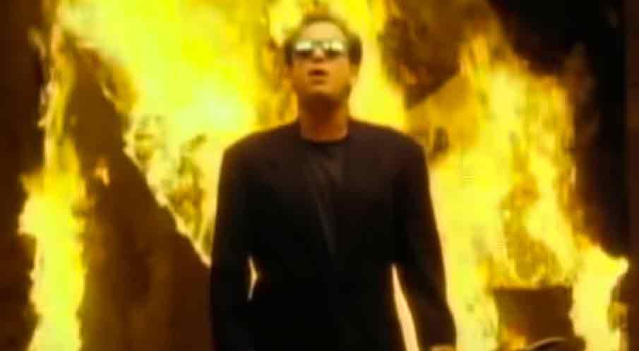 Billy Joel - We Didn't Start the Fire - Official Music Video