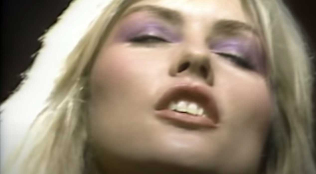 Blondie Rapture Official Music Video