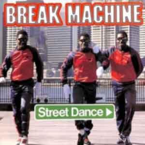 Break Machine - Street Dance - Single Cover